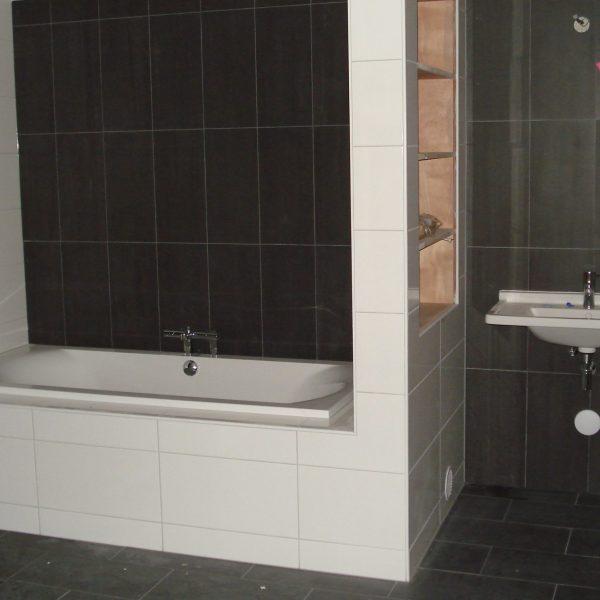 plaatsing badkamer